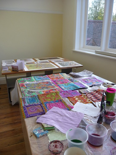 Batik Workshop at Guthrie & Ghani