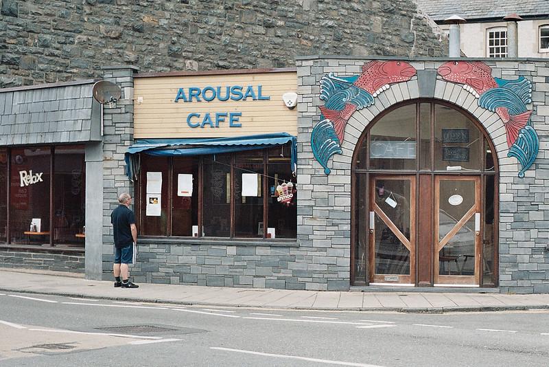 Arousal Cafe