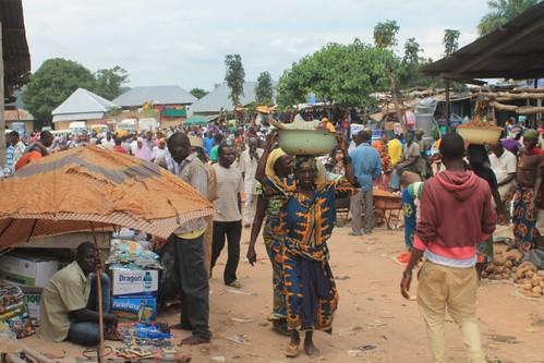 Eggon Market - Nasarawa State by Jujufilms
