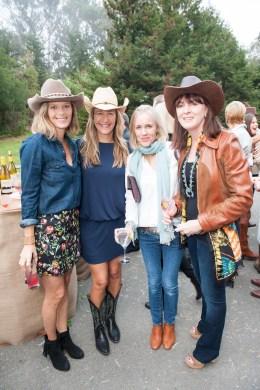 Katie Traina, Nina Stanford, Heidi Castelein, Allison Speer