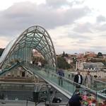 12-Tbilisi. Puente de la paz