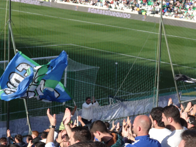 Clap your hands for Betis!
