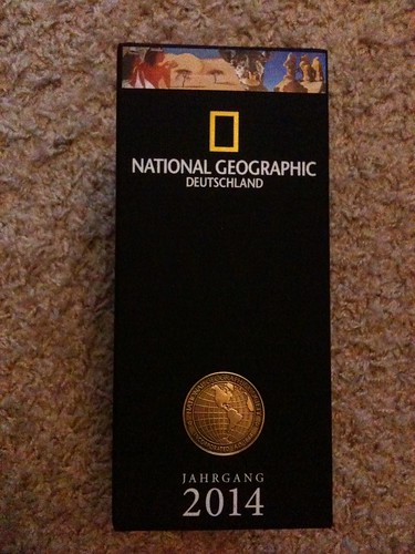 National Geographic Schuber 2014