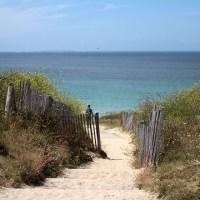 Postcards: Sun, sea, sand in Bretagne Nord (FR)