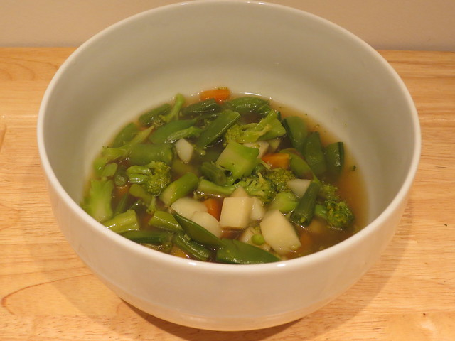 Cooking: Zen vegetable chowder