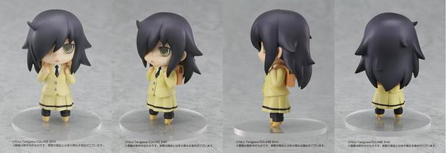 Nendoroid Petite Kuroki Tomoko
