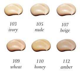 Clarins extra comfort foundation shades