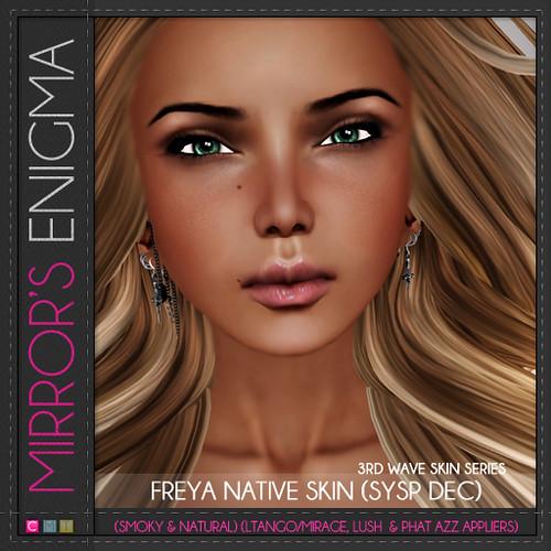 Freya Native SYSP Dec 2013