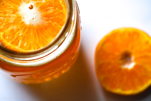 Orange Moon by Jim Ramos