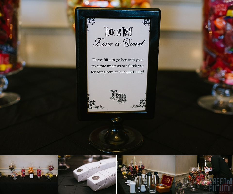 Crosswinds Golf Club Halloween Wedding Photography_0069