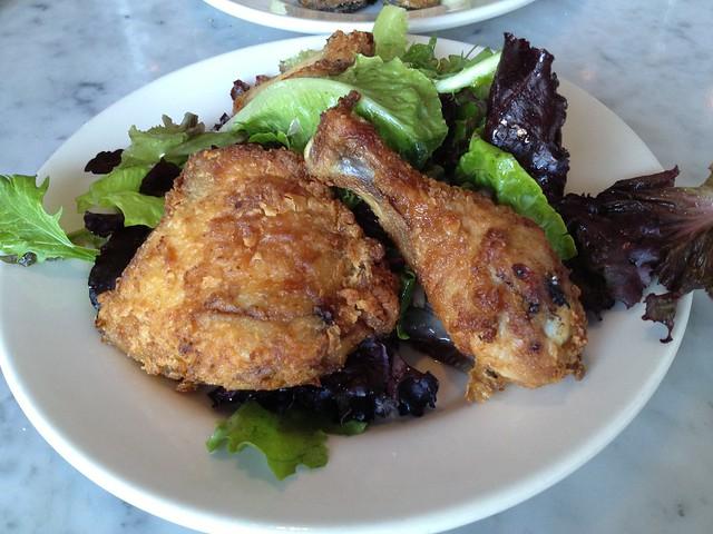 Fried chicken - Oswald