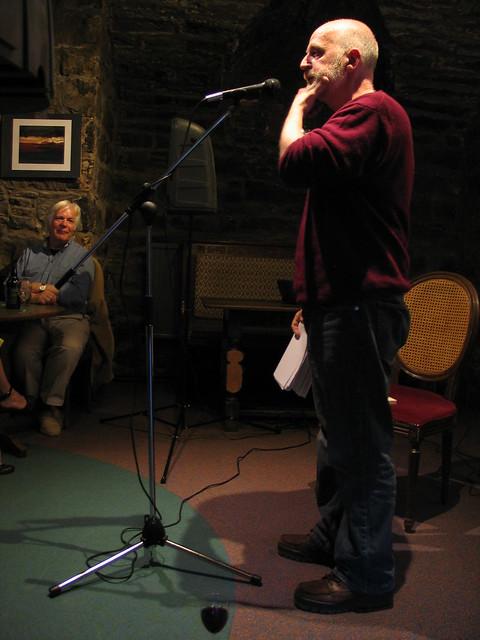 Don Paterson at Shore Poets June 2013