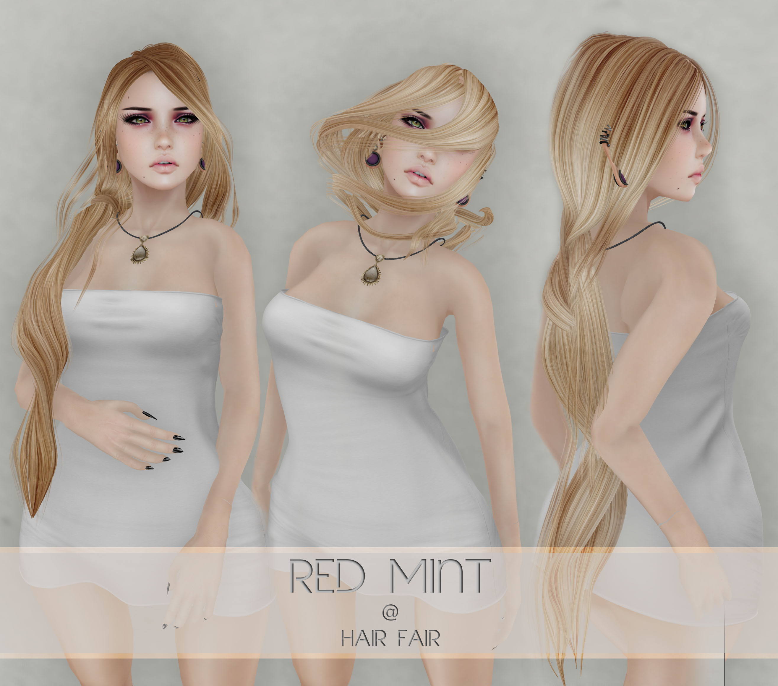 Red Mint@Hair Fair