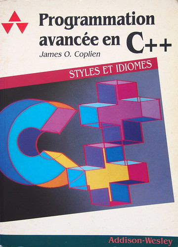 Programmation avancée en C++