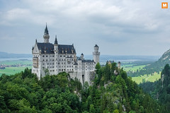Neuschwanstein by michab100