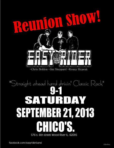 Easy Rider Reunion 9-21-13