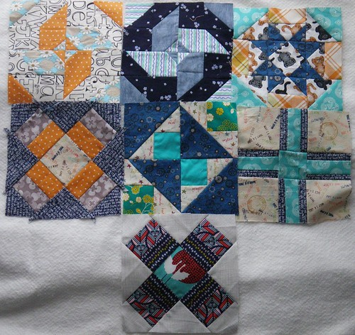 Jan 12 status virtual quilting bee