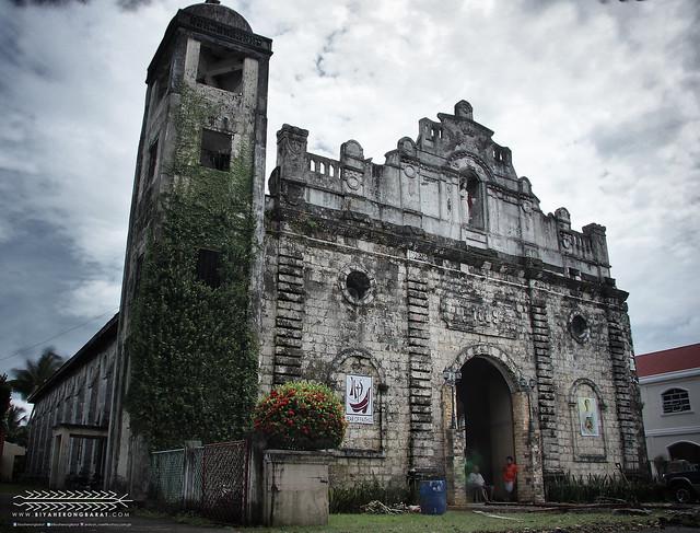 St. John Nepomucene Parish Church Tangalan Aklan