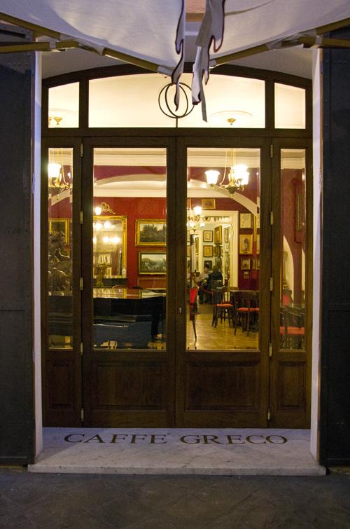 Caffé Greco