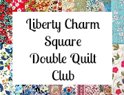 Liberty Charm square club button double