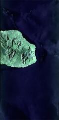 La Reunion Island via laser