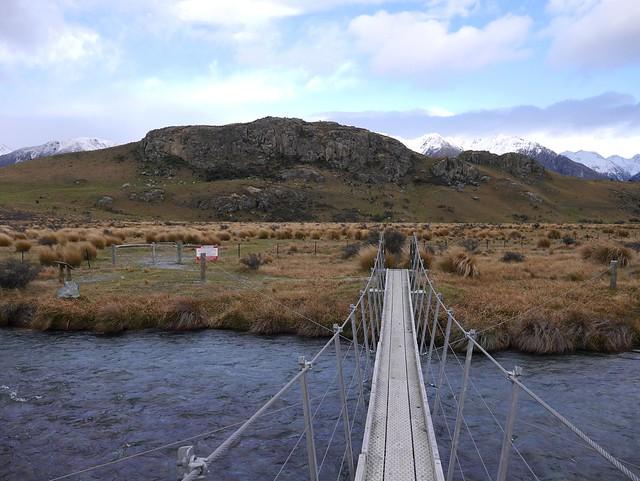 Bridge to Edoras