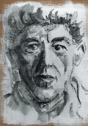Giacometti by husdant