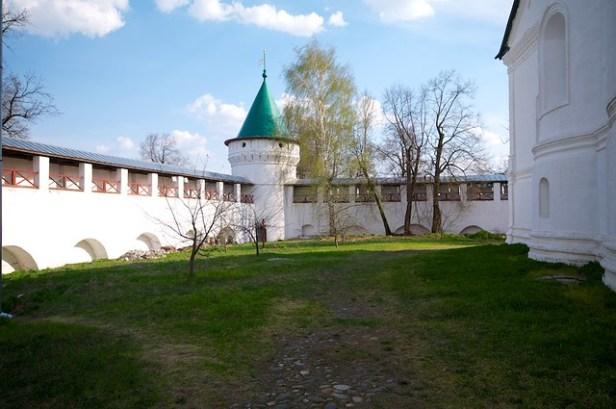 Ипатьевский монастырь, Кострома, Россия, Золотое кольцо