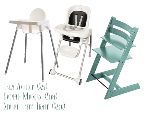 ikea high chair review ergonomic singapore how a price for brooklyn limestone highchairhighlow