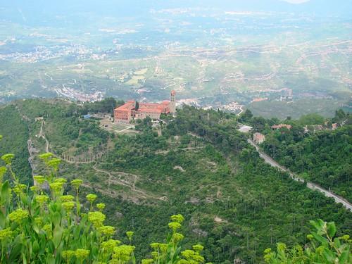 Pyrenees, Santa Maria de Montserrat