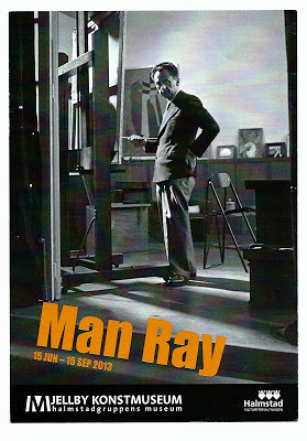 Man Ray, Mjellby Konstmuseum