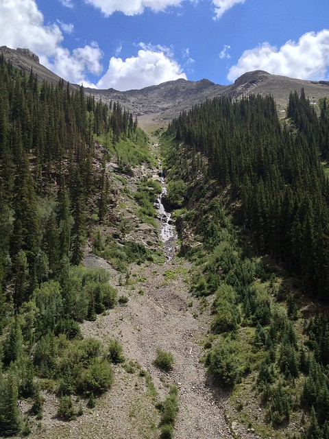 Picture from Engineer Pass, Colorado