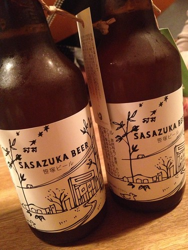 笹塚ビール@笹塚バル スケッチ
