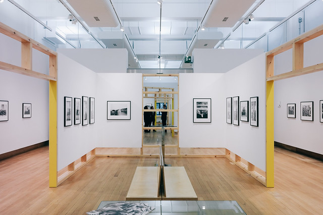 Only in England Tony Ray Jones and Martin Parr exhibition at the Media Space at the Science Museum