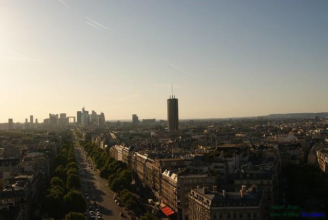 Rascacielos de Paris
