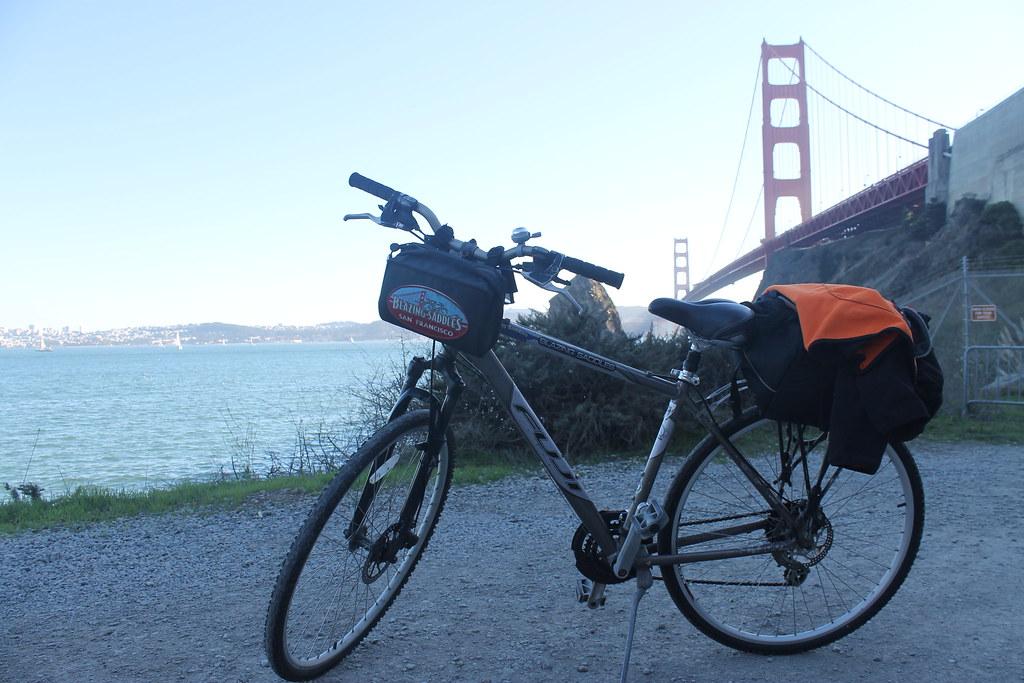Bicicleta preparada