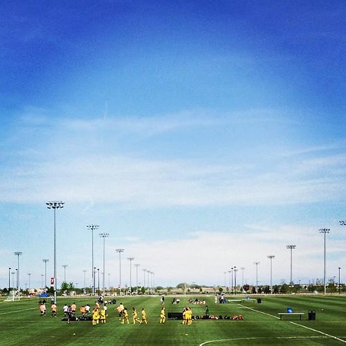 Soccer all weekend zzzz by @MySoDotCom