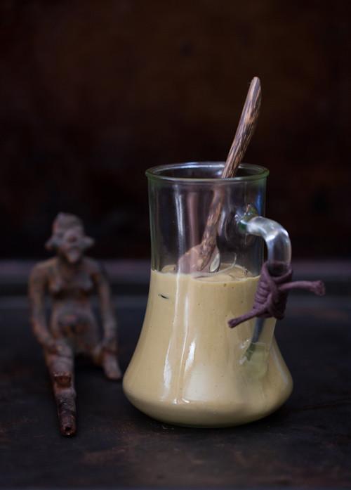 Avocado Coffee Drink 1