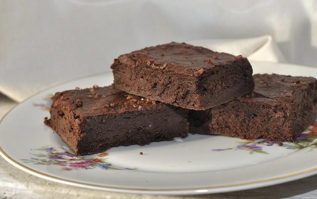 Sea Salt & Brown Butter Brownies