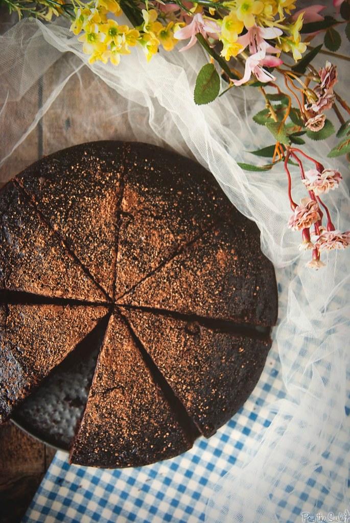 Chocolate Whiskey Cake {Pass the Sushi}