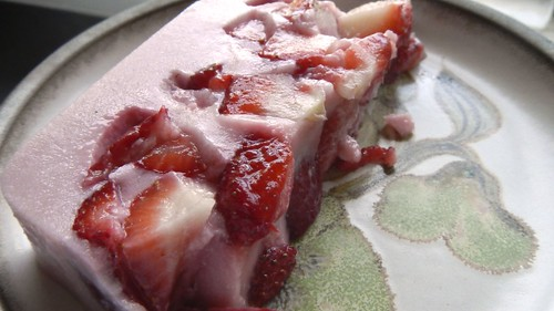 Pink Strawberry Terrine 24