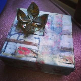 #encaustic #box #encausticamp