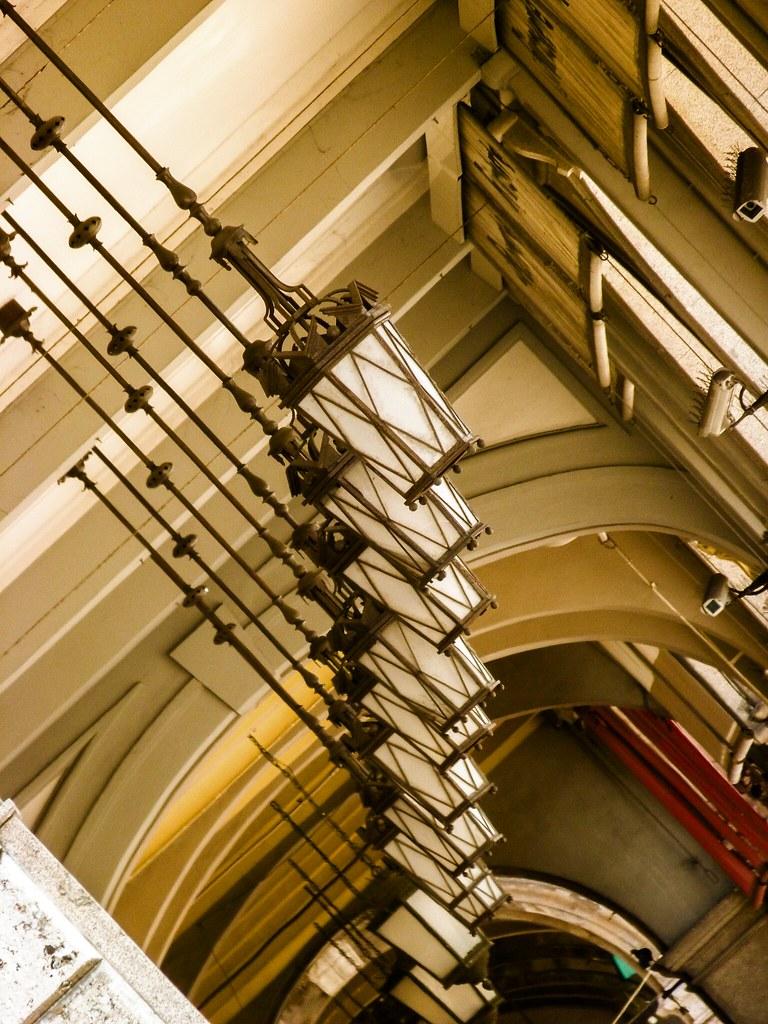 Via Roma Lamps