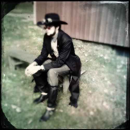Steampunk Dude @ Steampunk City