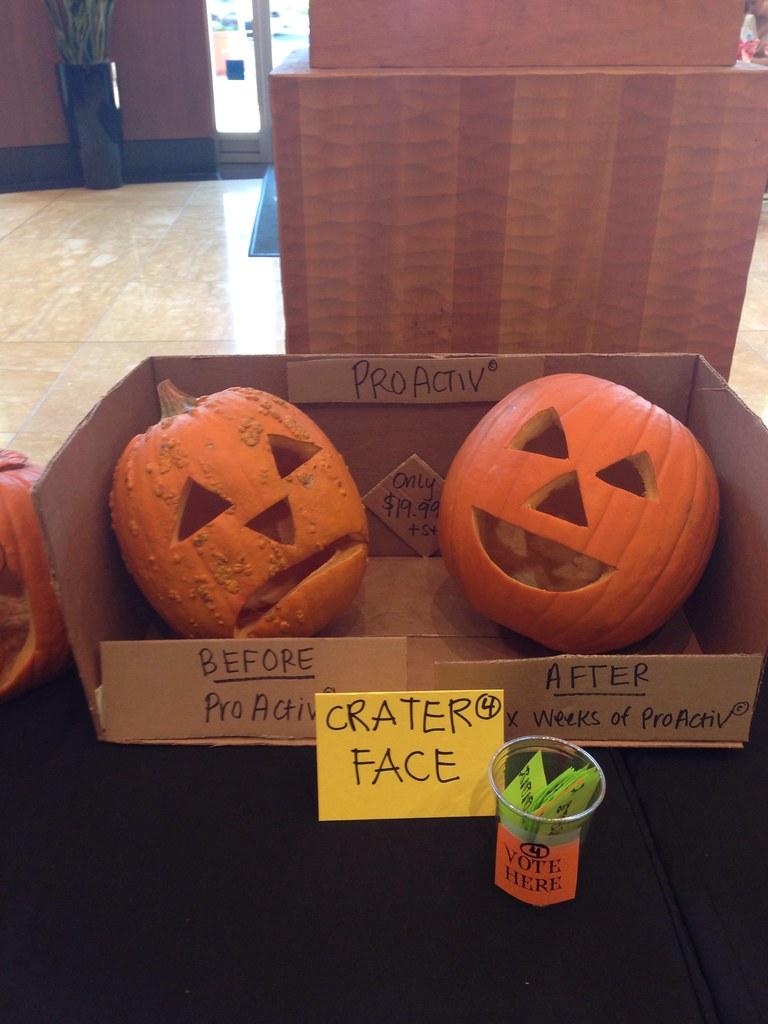 Proactiv Pumpkins