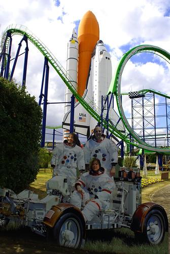 九州自由行 Day.7::福岡 太空世界 Space World:: | A-Liang's Blog