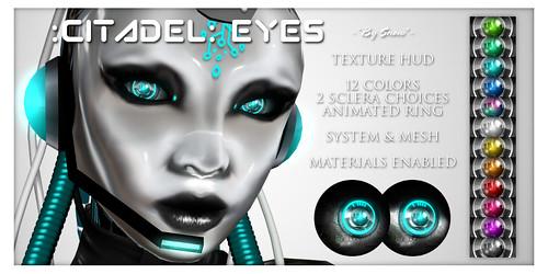 Citadel Eyes - FutureWave