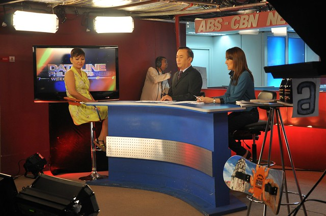 Interview with ANC Dateline Philippines