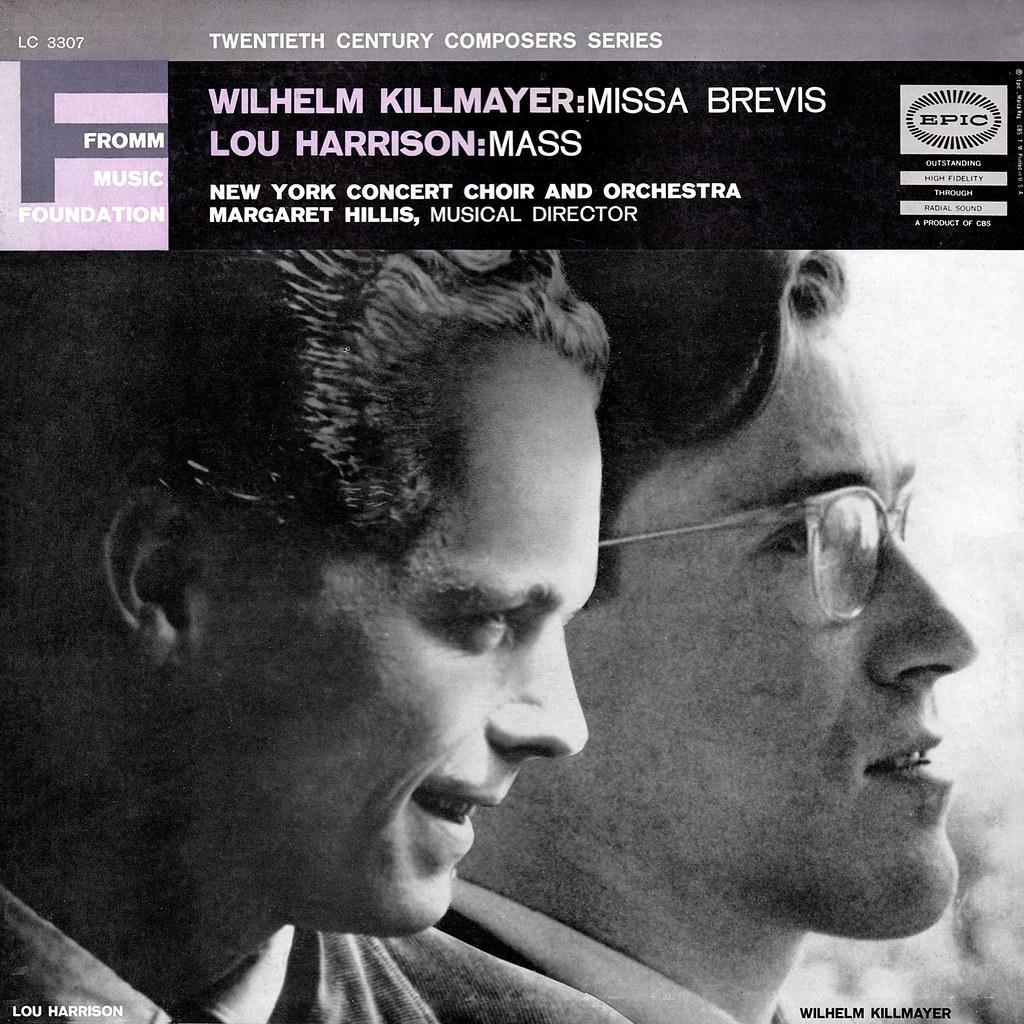 Wilhelm Killmayer - Missa Brevis