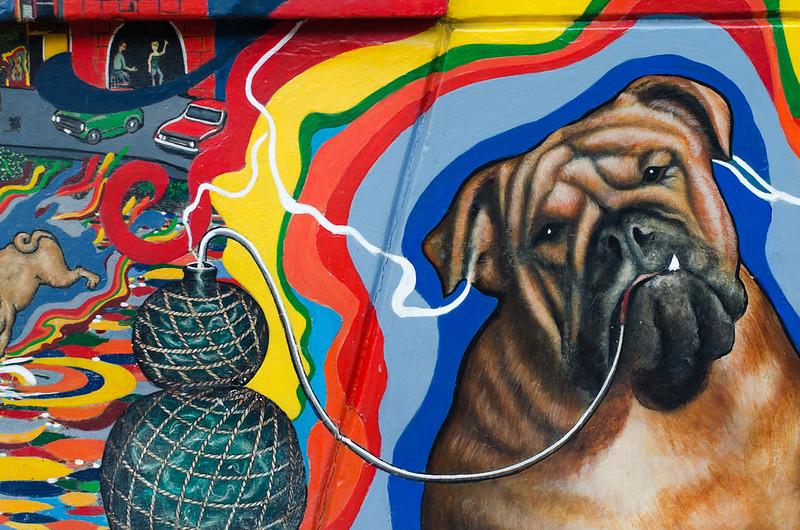 Grafittis que hablan de la ciudad